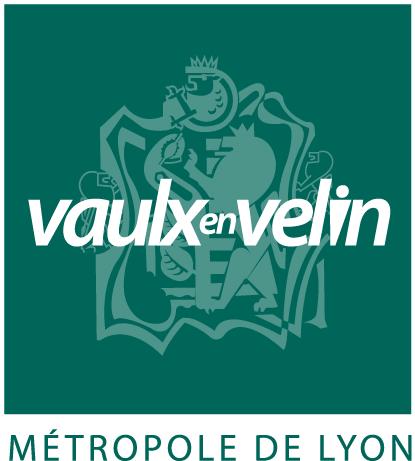 logo ville de vaulx en velin