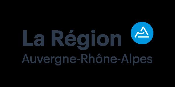 Logo de la Région Auvergne Rhone Alpes