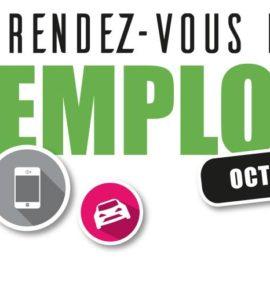 Rendez-vous de l'emploi – Octobre 2018