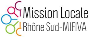 Logo Mission Locale Rhone Sud MIFIVA