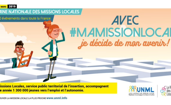 Semaine Nationale des Missions Locales 2019
