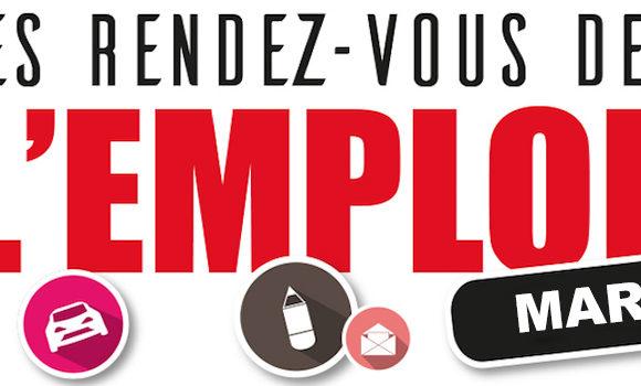 Rendez-vous de l'emploi – Mars 2019