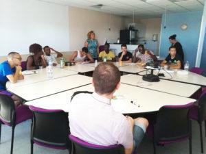 Atelier santé du 26 juillet - Relations Filles Garçons