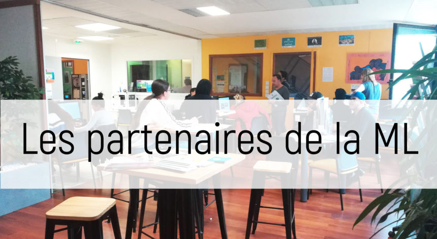 Partenaires du lieu ressource – octobre