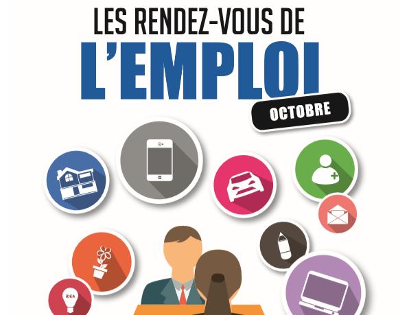 Rendez-vous de l'emploi – Octobre 2019