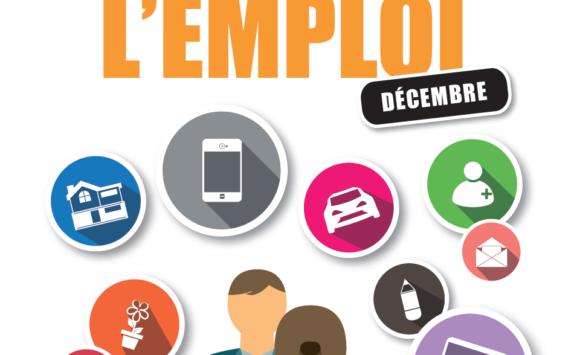 Rendez-vous de l'emploi – Décembre 2019