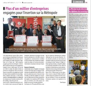 Article du Vaulx-en-Velin Journal N°211
