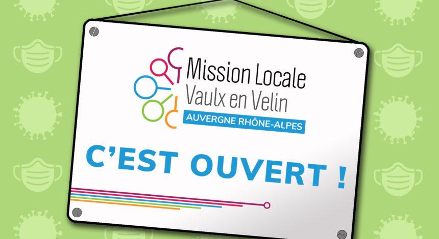 Réouverture de la Mission Locale