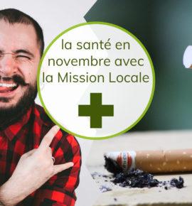 Santé des hommes et Mois sans tabac