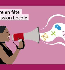 Les événements en octobre à la Mission Locale
